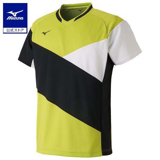 [ミズノ]ドライサイエンスゲームシャツ(ラケットスポーツ)[ユニセックス]