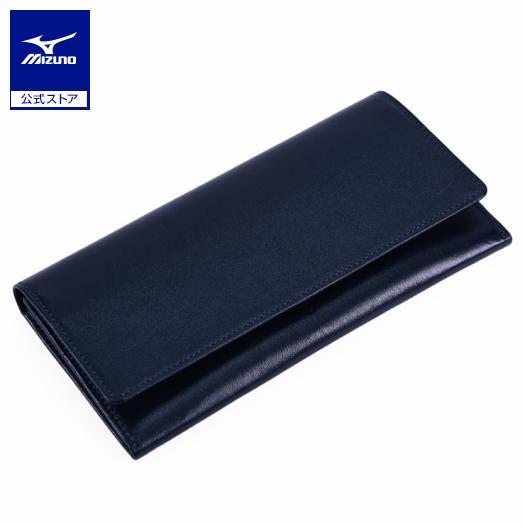 [ミズノ]【ミズノ公式オンライン限定】カンガルー革長財布