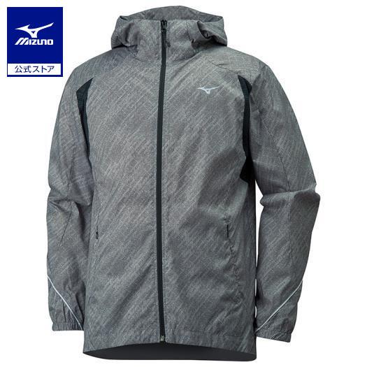 [ミズノ]ウィンドブレーカージャケット(大きいサイズ)[ユニセックス]