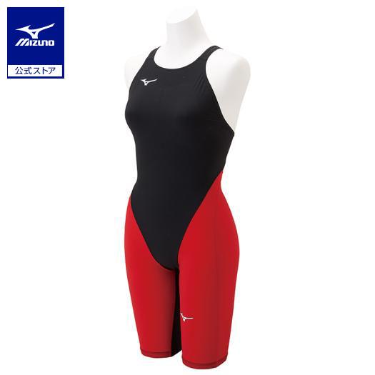 [ミズノ]競泳用MX・SONIC G3 ハーフスーツ[ジュニア]