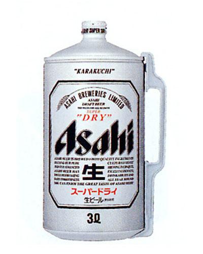 メーカー終売決定 在庫限り 数量は多 アサヒスーパードライ 人気 おすすめ ミニ樽 3L樽