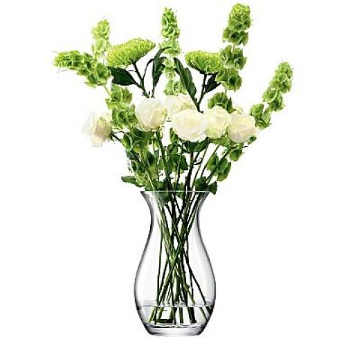 LSA FLOWER GRANDPOSY VASE ベース H320mmクリアー<花瓶>