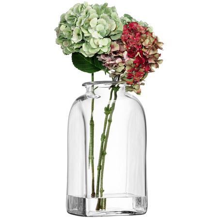 LSA UMBERTOVASE ベース(花瓶)クリア H415mm