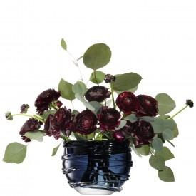 LSA YARNVASE 〈Sapphir Blue ブルー〉H160mm 【花瓶】<箱入り>