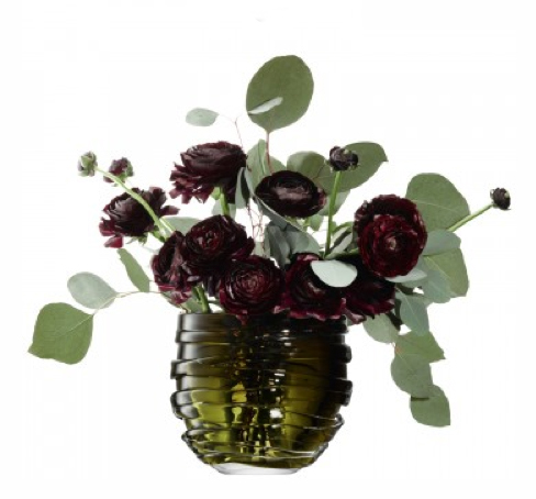 LSA YARNVASE 〈Moss Green モスグリーン〉H160mm 【花瓶】<箱入り>