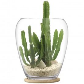 LSA PLANTFunnel Pot & Oka BaseH410mm 【花瓶】<箱入り>