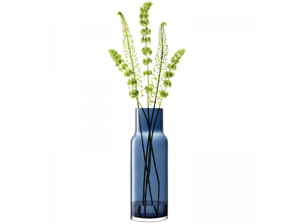 LSA UTILITYVASE ベース/ランタン(花瓶)H650mm【Sapphire ブルー】<箱入り>