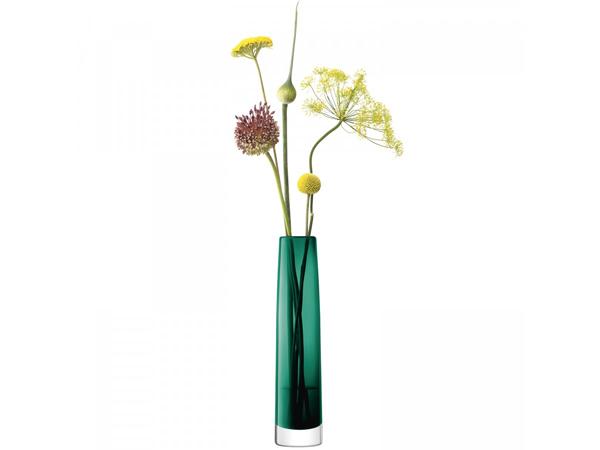 LSA STEMSStems Vsse ベース(花瓶)H30cm【Marine Green グリーン】<箱入り>