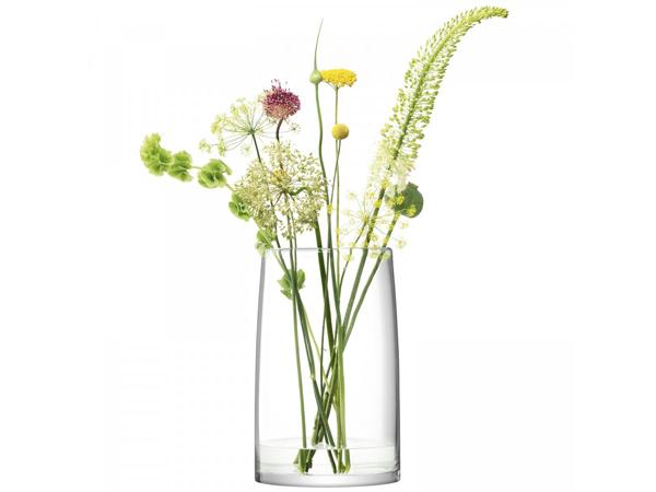 LSA STEMSStems Vsse/Lantern/Planter ランタン/ベース(花瓶)H42cm【Clear クリア】<箱入り>