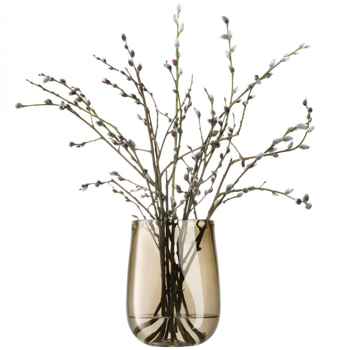 LSA FORESTForest Vsse ベース(花瓶)H23cm【Larch ラーチ】<箱入り>