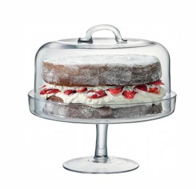 LSA SERVE サーブ CakeStand & Dome