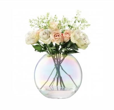 LSA pearlVase パール H24cmベース、花瓶