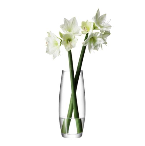 LSA FLOWER Grand Stem Vase ベース H410mmクリアー<花瓶>