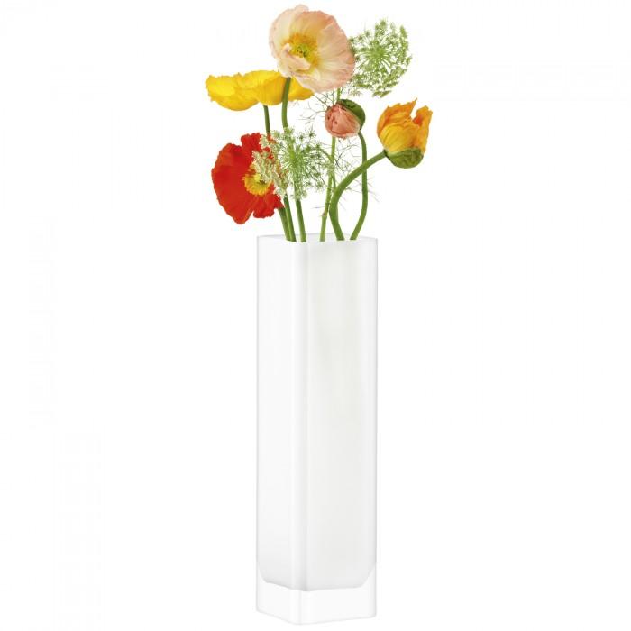 LSA MODULARVASE ベース(花瓶)H40cm【ホワイト】<箱入り>