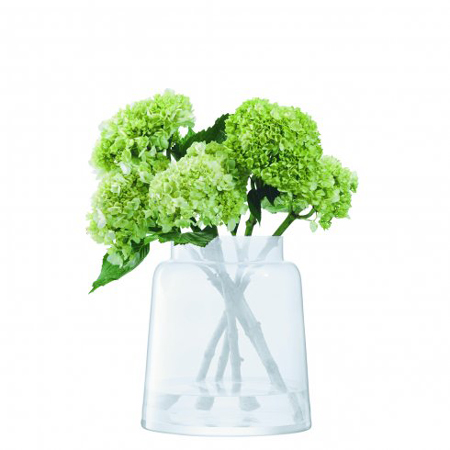 LSA CHIMNEYVASE ベース(花瓶)H300mm【OPALINE】<箱入り>