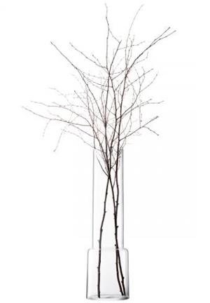 LSA CHIMNEYVASE ベース(花瓶)H850mm【CLEAR】<箱入り>