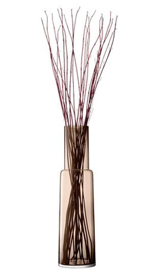 LSA CHIMNEYVASE ベース(花瓶)H1000mm【MOCHA】<箱入り>