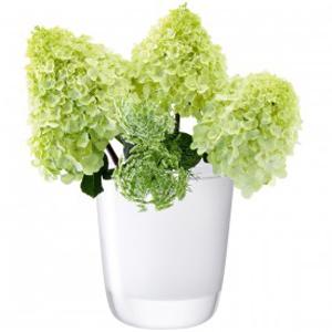 LSA OTTOVASE ベース(花瓶)H180mm【ホワイト】<箱入り>