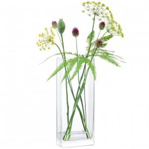 LSA MODULARVASE ベース(花瓶)H500mm【クリア】<箱入り>