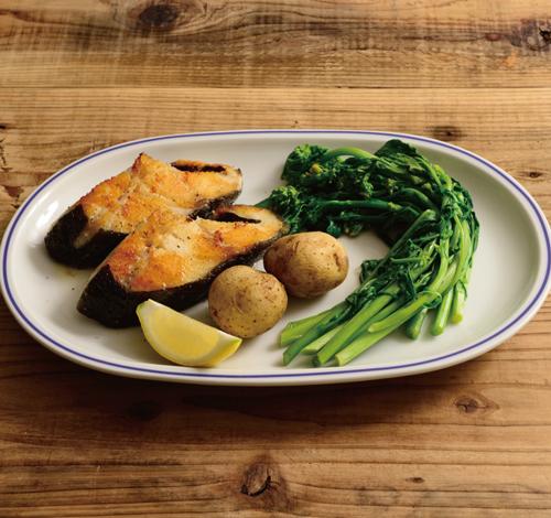 Saturniaのイタリア製食器 [サタルニア]シカゴ ブルーライン 33【5枚セット】