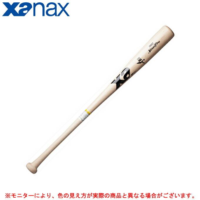 Xanax(ザナックス)硬式ウッドバット メイプル(BHB1628)(野球/ベースボール/木製バット/硬式野球/一般用)