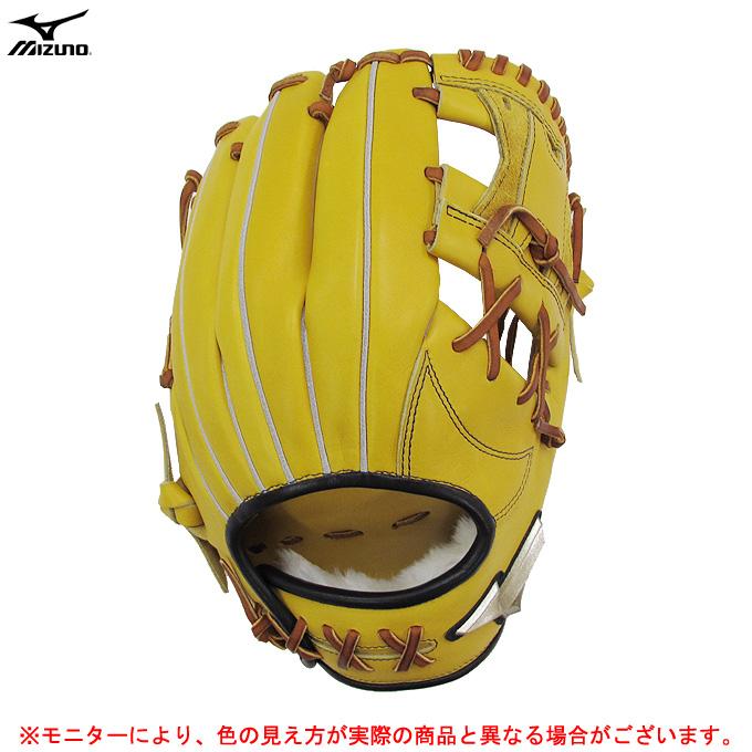 MIZUNO(ミズノ)軟式グラブ グローバルエリート 坂本型 内野手用 右投げ(1AJGRC2174)(野球/ベースボール/グローブ/一般用)