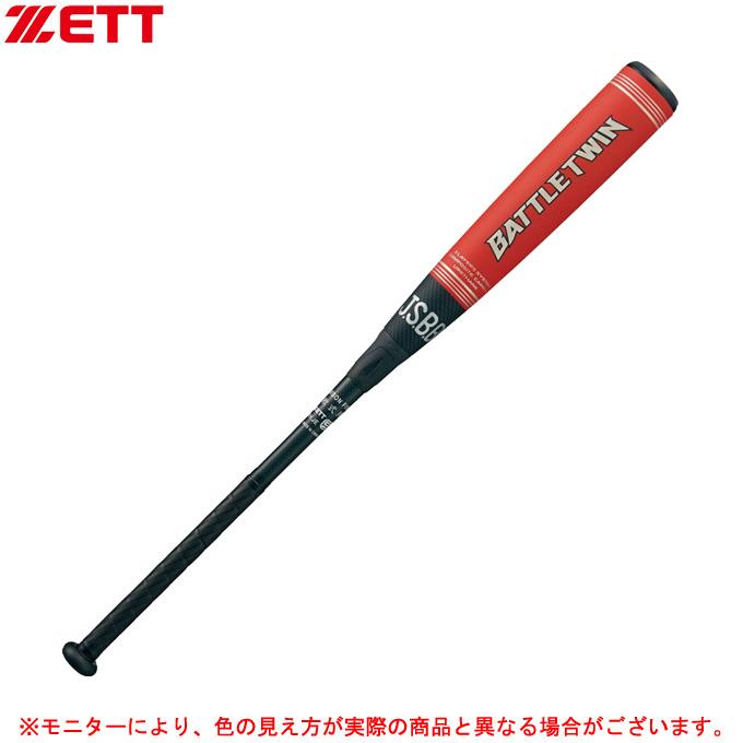 ZETT(ゼット)軟式用FRP製バット バトルツイン(BCT309)(M号対応/野球/ベースボール/軟式/トップバランス/カーボン製バット/一般用)