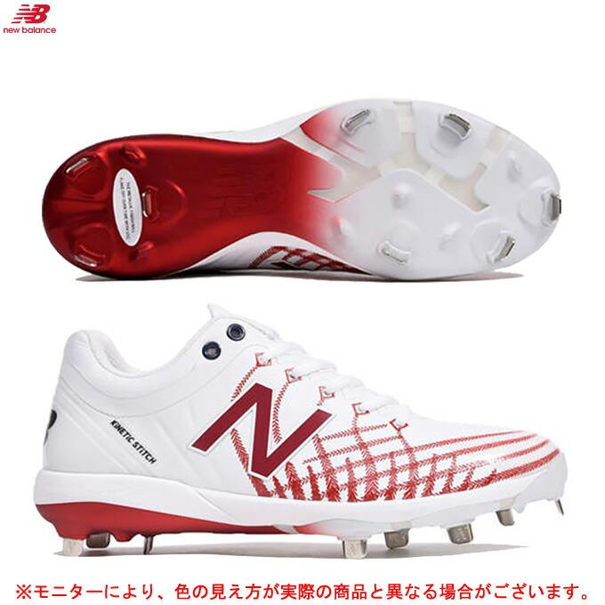 new balance(ニューバランス)4040 V5(L4040AS5D)(スポーツ/野球/ベースボール/シューズ/スパイク/D相当/金具埋め込み式/P革取付不可/一般用)