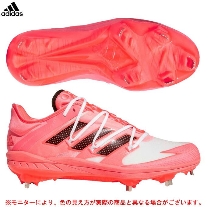 adidas(アディダス)アディゼロ Grail 2.0(EG7600)(スポーツ/トレーニング/野球/ベースボール/ソフトボール/スパイク/シューズ/靴/合成底/金具埋め込み式/金属固定式/一般用)