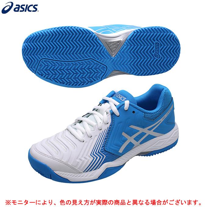ASICS(アシックス)LADY GEL-GAME 6 OC(TLL792)(テニス/オムニ・クレーコート用/テニスシューズ/女性用/レディース)