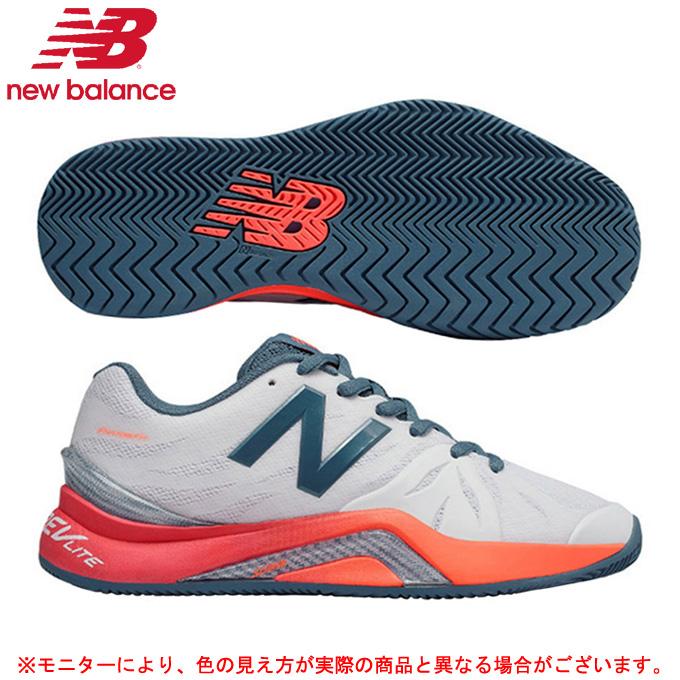 new balance(ニューバランス)オールコート用 テニスシューズ (WCH1296DD)(テニス/シューズ/テニスシューズ/オールコート用/D相当/女性用/レディース)