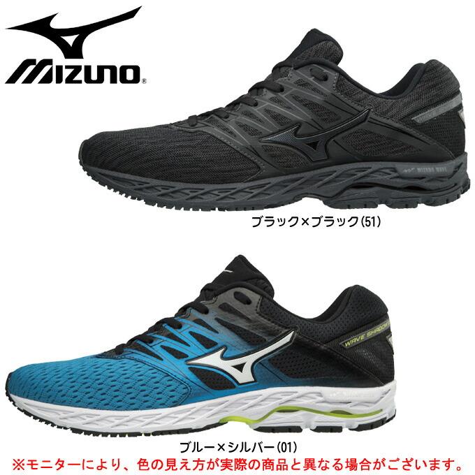 mizuno(ミズノ) WAVE SHADOW 2(J1GC1830)(ランニング/マラソン/ジョギング/ランニングシューズ/男性用/メンズ)