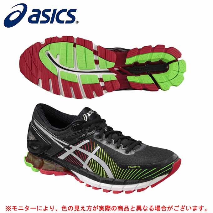 ASICS(アシックス)GEL-KINSEI 6 ゲルキンセイ 6(TJG921)(ランニング/ジョギング/マラソン/ランニングシューズ/靴/男性用/メンズ)