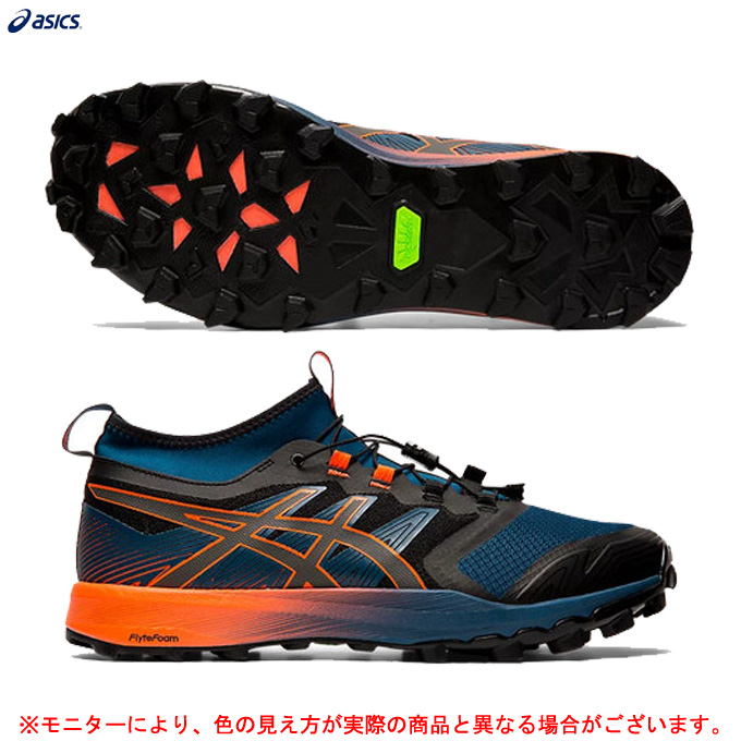 ASICS(アシックス)FUJITRABUCO PRO(1011A566)(ランニング/トレイルランニング/ハイキング/シューズ/トレーニング/男性用/メンズ)