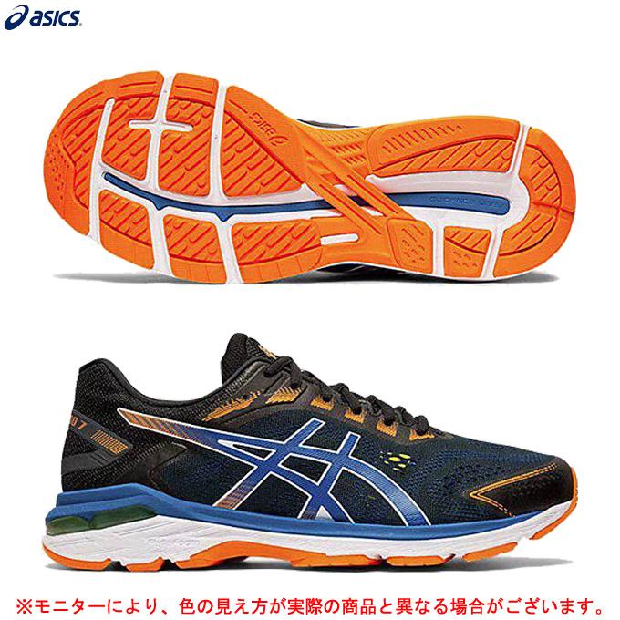 ASICS(アシックス)GT-2000 7(1011A713)(ランニング/ジョギング/マラソン/ランニングシューズ/シューズ/トレーニング/男性用/メンズ)