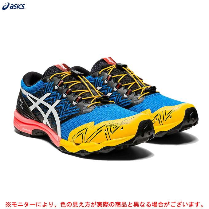 ASICS(アシックス)GEL-FujiTrabuco SKY(1011A900)(スポーツ/ランニング/ジョギング/マラソン/ランニングシューズ/シューズ/トレーニング/男性用/メンズ)