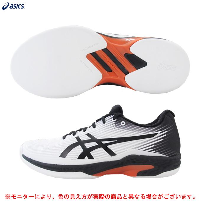 ASICS(アシックス)SOLUTION SPEED FF ソリューションスピード FF(1041A110)(スポーツ/テニス/カーペットコート用/テニスシューズ/男性用/メンズ)