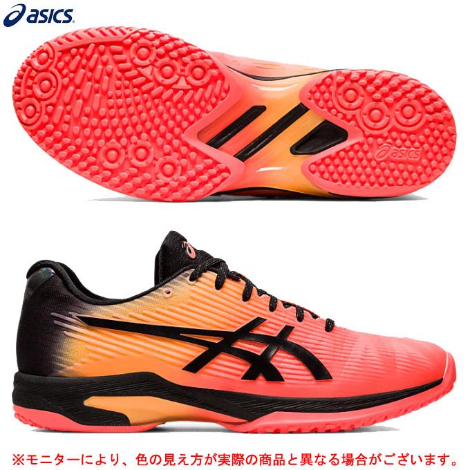 ASICS(アシックス)SOLUTION SPEED FF OC L.E.(1041A154)(テニス/オムニ・クレーコート用/砂入り人工芝/テニスシューズ/男性用/メンズ)