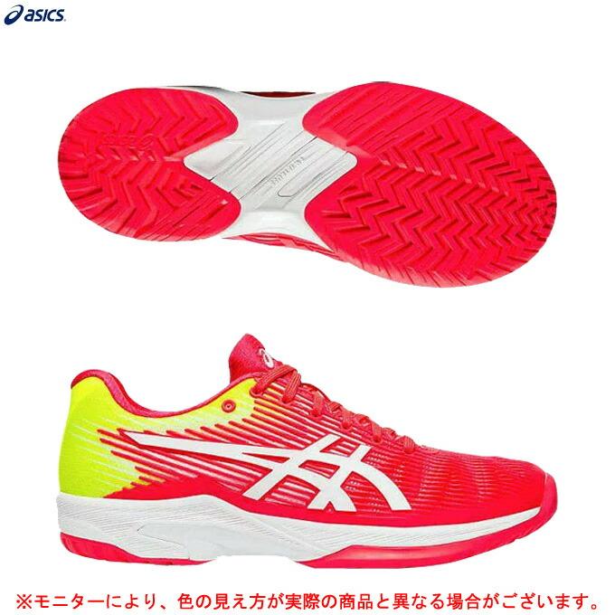 ASICS(アシックス)ソリューション スピード SOLUTION SPEED FF(1042A002)(テニス/オールコート用/テニスシューズ/女性用/レディース)