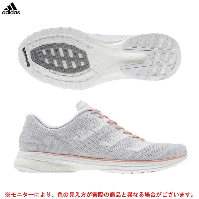 adidas(アディダス)adizero Japan 5 W アディゼロ ジャパン 5 W(EG1180)(スポーツ/ランニング/カジュアル/シューズ/スニーカー/靴/女性用/レディース)