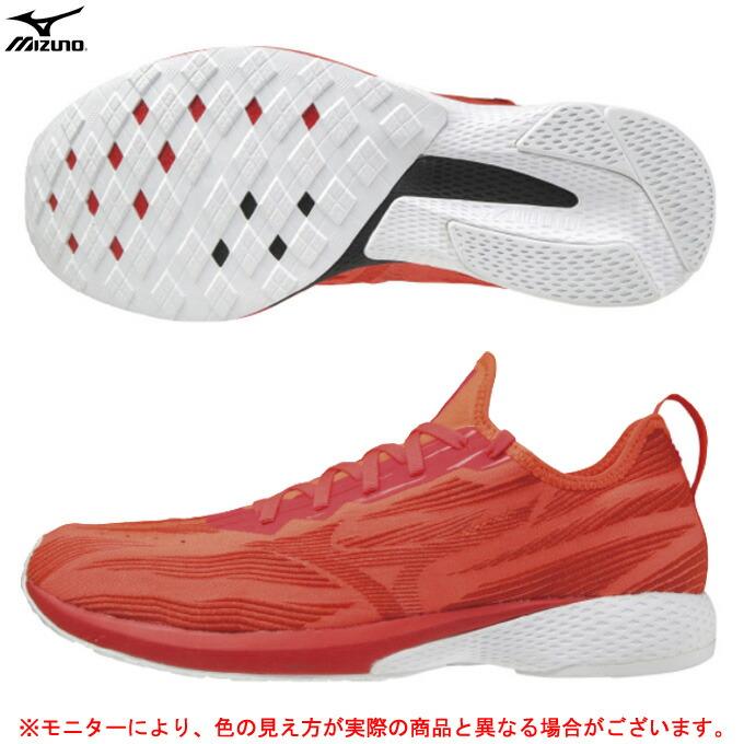 MIZUNO ミズノ WAVE AERO 正規販売店 19 ウエーブエアロ J1GA2137 ランニング マラソン トレーニング ユニセックス ランニングシューズ 倉 靴 2E相当 男女兼用 ジョギング スポーツ