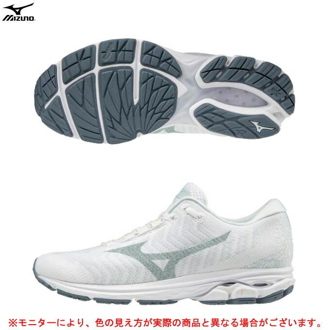 MIZUNO(ミズノ)ウエーブライダー ウエーブニット3(J1GD1929)(ランニング/マラソン/ジョギング/トレーニング/スポーツ/2E相当/ランニングシューズ/靴/女性用/レディース)