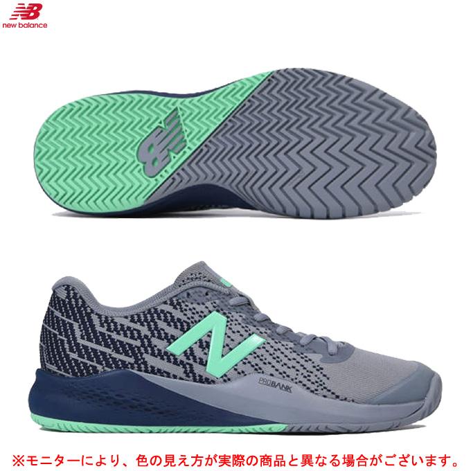 new balance(ニューバランス)ALL COURT(MCH996I34E)(テニス/シューズ/テニスシューズ/オールコート用/4E相当/男性用/メンズ)