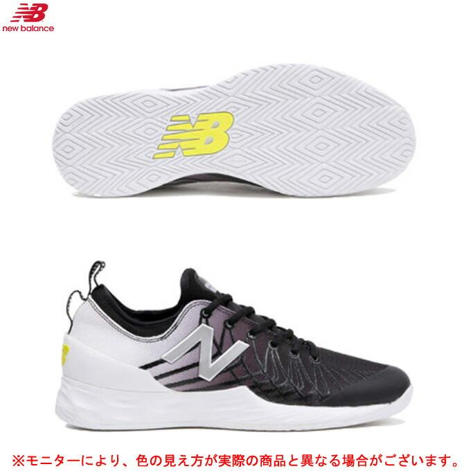 new balance(ニューバランス)FRESH FOAM LAV H(MCHLAVBK2E)(テニス/シューズ/テニスシューズ/オールコート用/2E相当/男性用/メンズ)