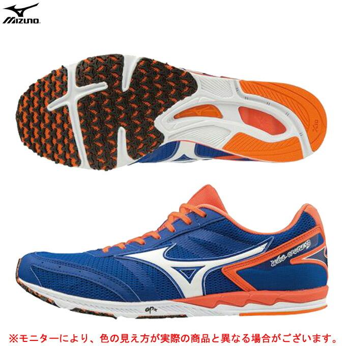 mizuno(ミズノ)WAVE CRUISE 13 ウエーブクルーズ (U1GD1860)(ランニングシューズ/マラソン/レーシング/男女兼用/ユニセックス)