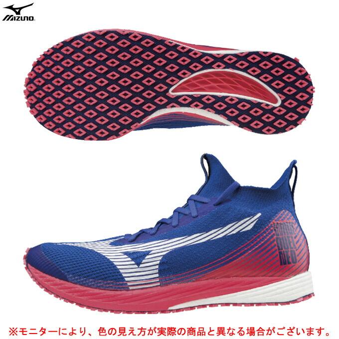 MIZUNO(ミズノ)ウエーブデュエル NEO(U1GD2000)(ランニング/マラソン/ジョギング/トレーニング/スポーツ/シューズ/靴/2E相当/男性用/メンズ)