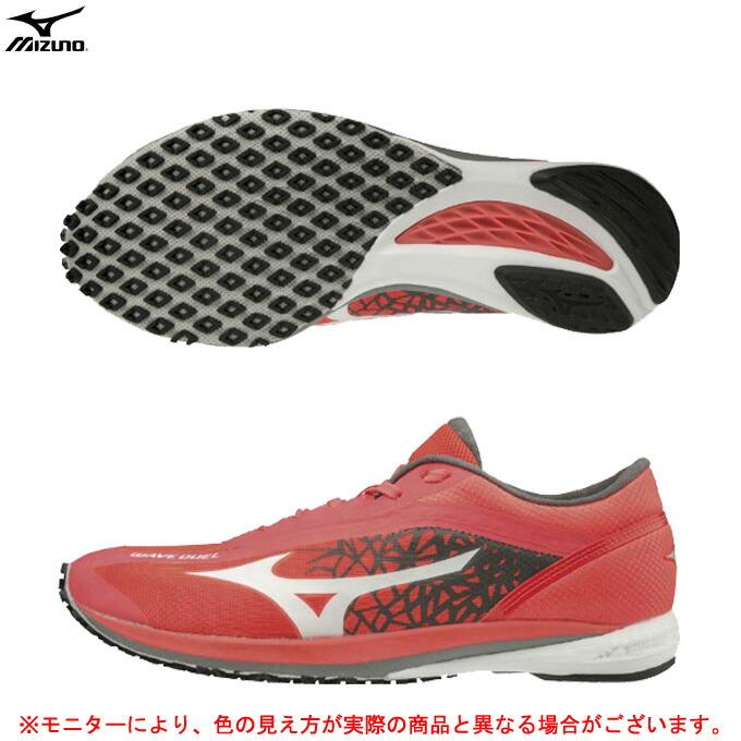 MIZUNO(ミズノ)WAVE DUEL ウエーブ デュエル(U1GE1960)(ランニング/マラソン/ジョギング/トレーニング/スポーツ/ランニングシューズ/靴/女性用/レディース)