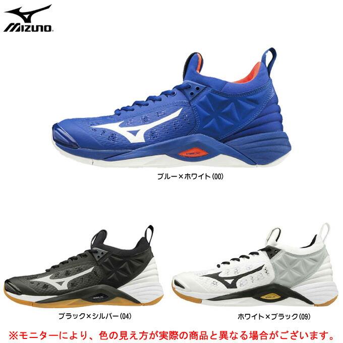 MIZUNO(ミズノ)ウエーブモーメンタム (V1GA1912)(スポーツ/バレーボール/バレーシューズ/屋内シューズ/靴/男女兼用/ユニセックス)