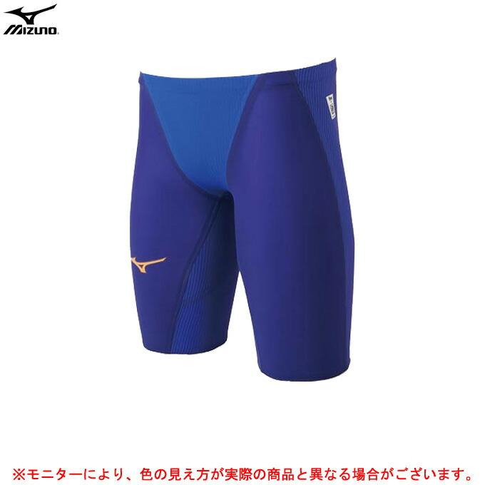 MIZUNO(ミズノ)ハーフスパッツ GX SONIC4 MR(N2MB9002)(FINA承認モデル/水泳/競泳水着/スイミング/スイムウェア/男性用/メンズ/子供用/ジュニア)