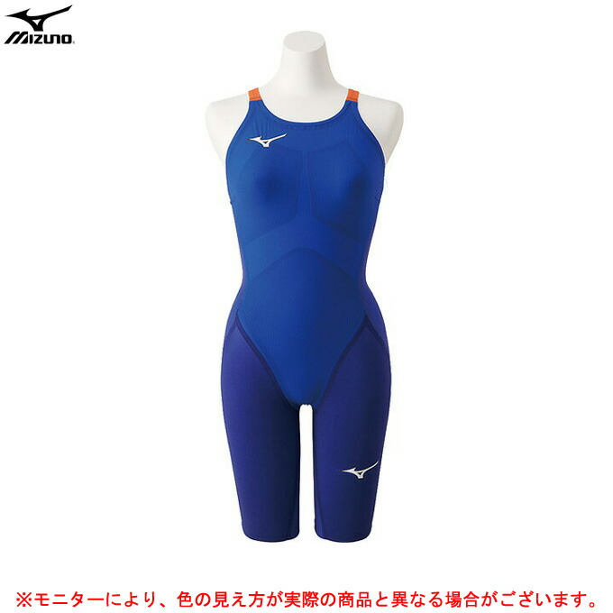 MIZUNO(ミズノ)ハーフスーツ GX SONIC IV ST(N2MG9201)(FINA承認モデル/水泳/競泳水着/スイミング/スイムウェア/女性用/レディース/子供用/ジュニア)
